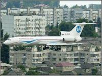 Companhia aérea russa começa voos regulares a Alasca