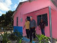 Vice-presidente cubano visita importantes obras de construção no país. 27919.jpeg