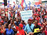 Dirigentes bolivarianos destacam fracasso da OEA contra a Venezuela. 28919.jpeg