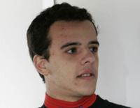 Rodolfo Ávila  com a Cram na International Formula Master