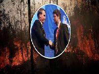 Ricardo Salles anuncia suspensão de todas as operações contra desmatamento na Amazônia e queimadas no Pantanal. 33921.jpeg