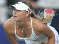 US Open: Sharapova na terceira ronda