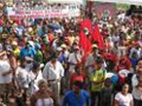 Brasil: Ato contra o Pan-demônio