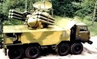 Rússia começou a produção em série dos sistemas  Pantsir-S1