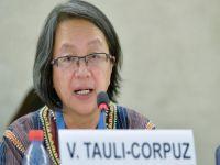 Relatora especial da ONU para direitos indígenas inicia visita ao Brasil. 23929.jpeg