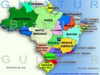 Brasil: Regiões de Influência das Cidades
