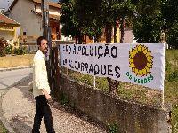Verdes Denunciam Poluição de Fábrica de Bagaço de Azeitona. 28933.jpeg