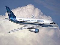 Venda de 300 aviões  Superjet  cobrirá as despesas do projeto