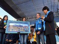 Evo Morales: agora temos uma nova Bolívia. 26935.jpeg
