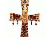 Cruz bizantina do século VI  roubado na Turquia foi oferecido a Hermitage