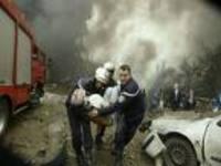 Horror na Argélia