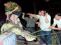 Menino de nove anos engolido por crocodilos (foto)