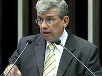 Alves escolhido candidato à presidência do Senado