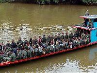 Mais de 4 mil guerrilheiros das Farc se preparam para a vida civil. 25941.jpeg