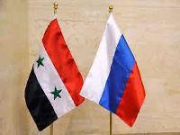 Delegação russa de alto nível inicia visita oficial à Síria. 33942.jpeg