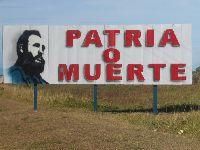 Cuba não renunciará ao lema «Patria o muerte», afirmam intelectuais. 34943.jpeg