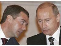 Mídia lava a imagem do futuro presidente da Rússia