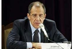 Serguei Lavrov anunciou a agenda do encontro dos ministros dos Negócios Estrangeiros de G8