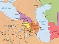 Abakhazia, Karabakh e Ossétia sul são aliados da Rússia
