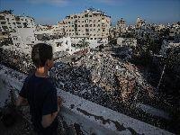 No novo massacre à Gaza, a primeira vítima é a verdade. 30955.jpeg
