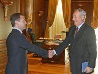 Líder da Abkhazia em Moscovo para discutir a abertura da missão russa