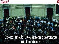 Argentina: deputados canalhas aprovam fim da aposentadoria. 27956.jpeg
