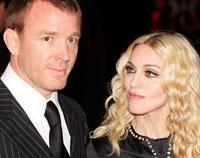 Madonna e Guy vão se divorciar, diz jornal