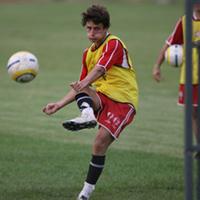David Luiz, ex-Vitória da Bahia, chegou a Portugal