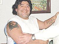 Maradona para sempre um revolucionário