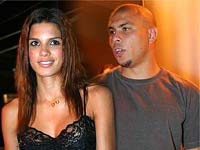 Ronaldo e Raica: