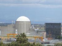 Castelo Branco - Central Nuclear de Almaraz - Os Verdes colocam 45 bandeirinhas negras. 30961.jpeg