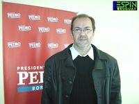 Hugo Eduardo de León - Herói tricolor porto-alegrense candidata-se Vice Presidente colorado