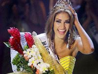 Nova Miss Universo diz