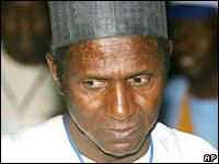 Eleito o presidente da Nigéria