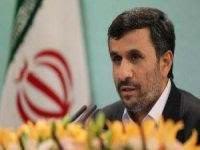 Ahmadinejad expressou suas condolências pela morte de Chávez. 17969.jpeg