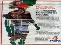 Amazônia, território protagonista do FSM 2009