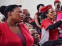 Coronavírus na África do Sul: movimentos denunciam descaso do governo com mais pobres. 32973.jpeg