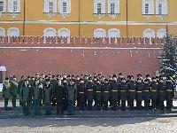 Putin celebra o Dia do Defensor da Rússia com militares. 34974.jpeg