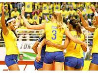 Equipe brasileira derrota a Venezuela por 3 sets a 0