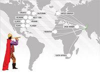 Secretaria de Comércio Exterior eleva meta de exportações de 2008 para US$ 190 bilhões