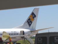 Dois incidentes com aviões da BRA numa semana