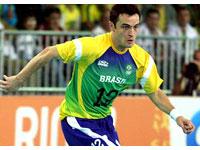 Seleção brasileira venceu a Rússia por 4 a 2
