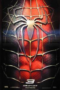 Homem-Aranha 3 é  o filme mais caro da história do cinema.