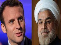 Rouhani critica o apoio de Paris à organização terrorista iraniana sediada na França. 27981.jpeg