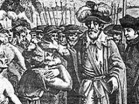 A revolta dos escravos muçulmanos