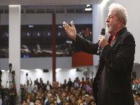 Sem achar nas contas de Lula, Justiça bloqueia previdência do ex-presidente. 26984.jpeg