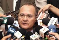 Senador Renan Calheiros reeleito