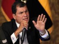Rafael Correa acusa SIP de defender interesses da mídia burguesa. 21987.jpeg
