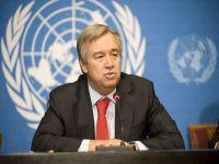Guterres: os deslocados internos não devem ser da responsabilidade só dos países em desenvolvimento