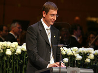 Primeiro-Ministro húngaro Ferenc Gyurcsány, vai reunir-se o com presidente russo